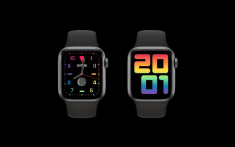 About Everything Interesting This Week # 44: The New Apple Watch Dials and the Whirlpool Trailer