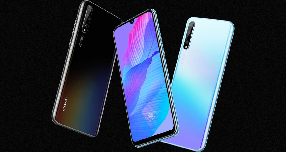 Huawei introduced in Russia low-cost smartphones Y8p, Y6p and Y5p: named prices