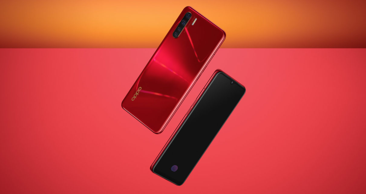 Good middle grader: OPPO A91 arrived in Russia