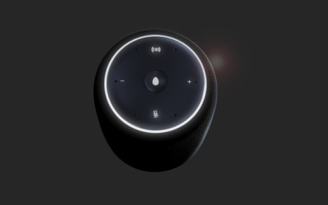 """MTS introduced Marvin's voice assistant, as well as its own """"smart"""" speaker"""