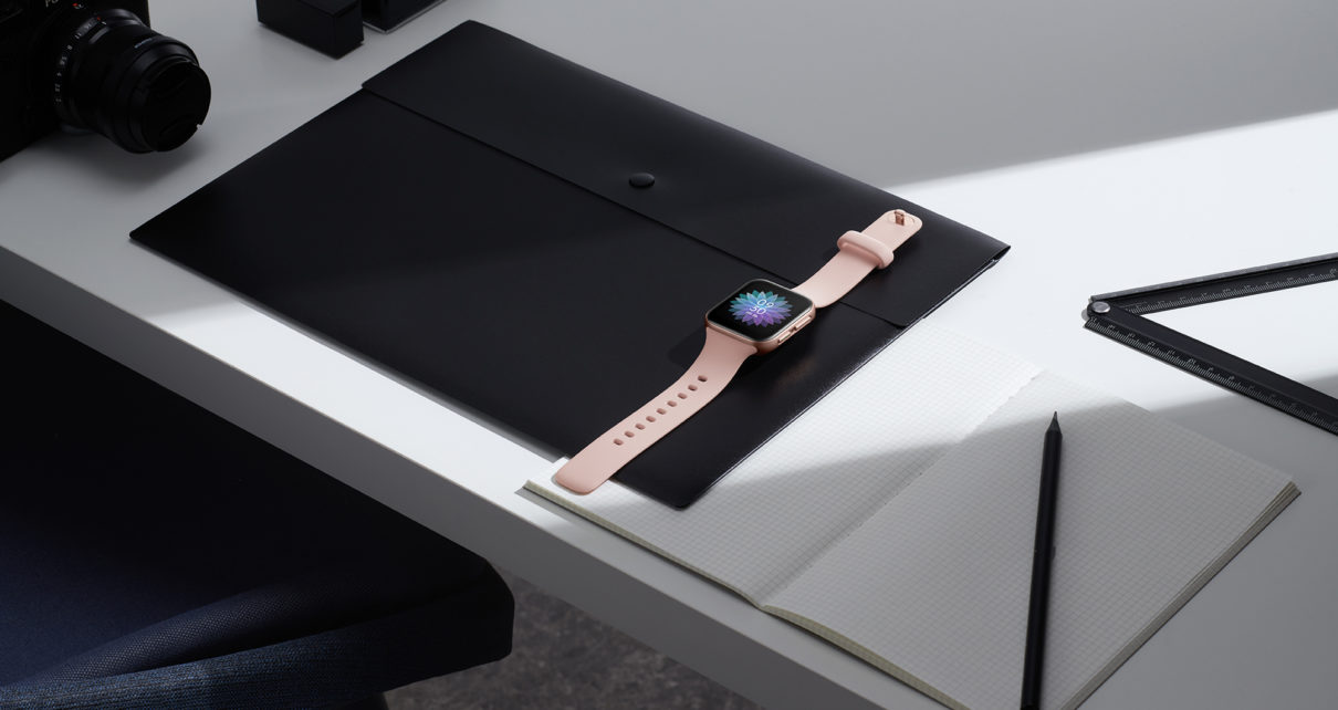 Russian sales of OPPO Watch in Apple Watch style began