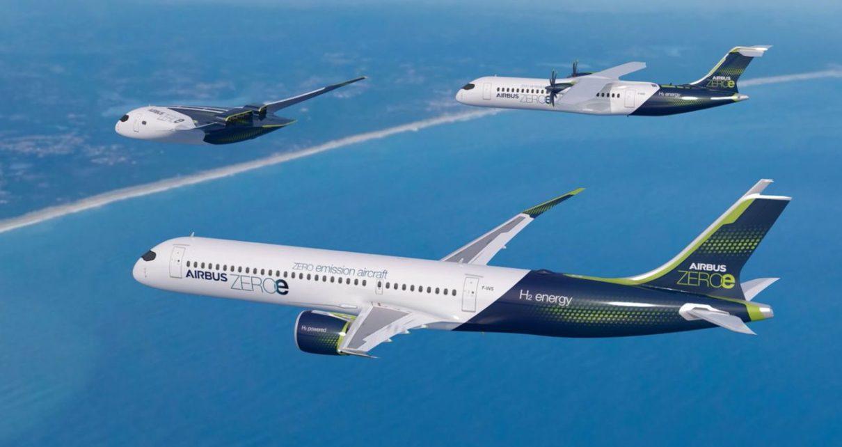 Airbus prepares zero-emission hydrogen aircraft